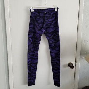 Lululemon wunder under high waisted leggings